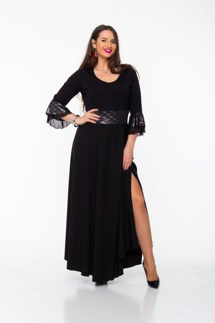 Donna šaty strieborné BP