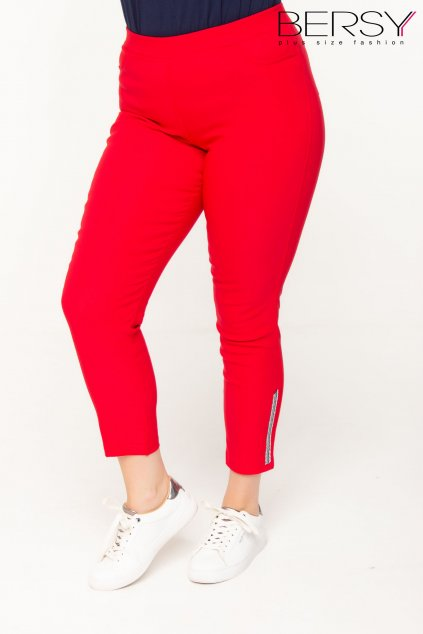 Zsofi nohavice červené