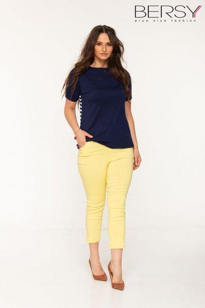Léna nohavice žlté BP pre moletky
