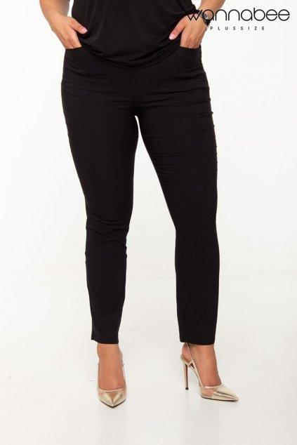 Nasztázia nohavice čierne BP