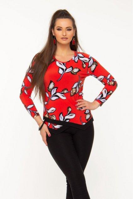 Szonja tričko červené W