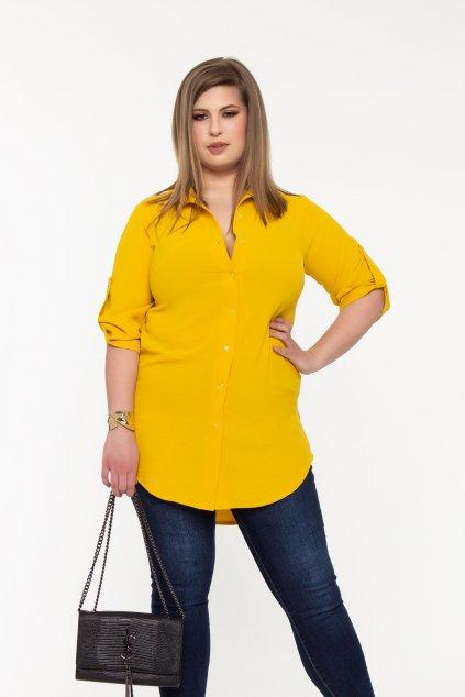 Amantha blúzka žltá W