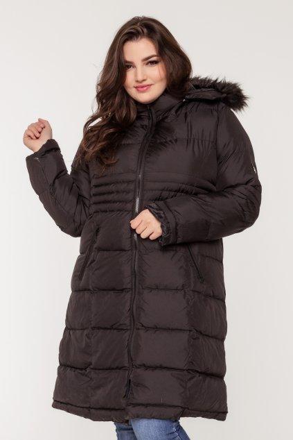Kinga zimná bunda čierna