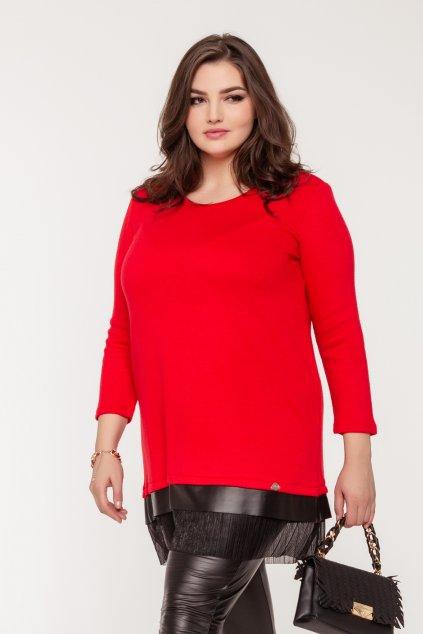 Klerys šaty červené W
