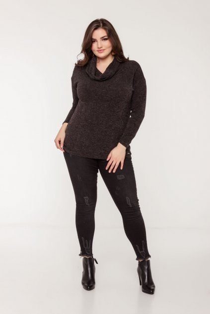Merilla pulóver sivý