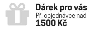 Dárek k objednávce nad 1500Kč