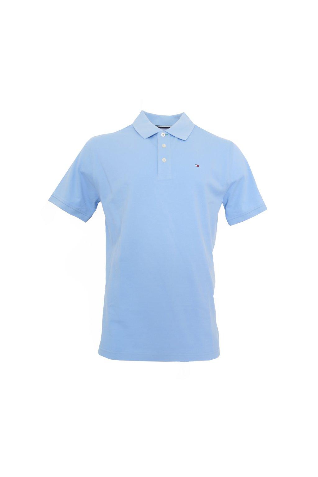 Tommy Hilfiger tričko s límečkem