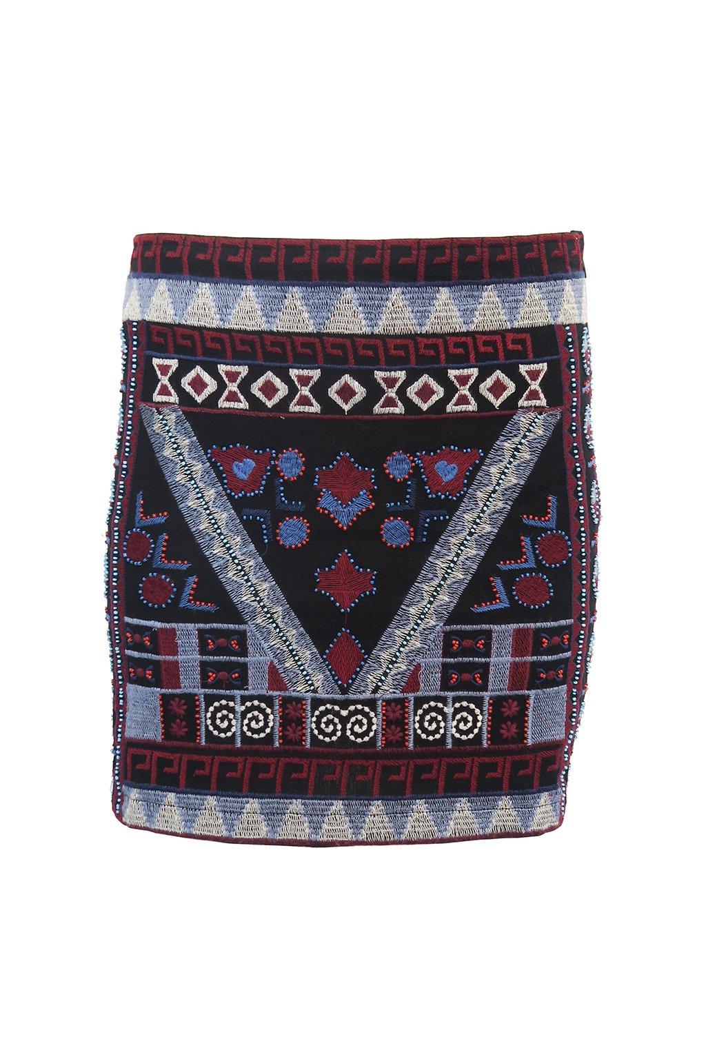 Indiánská sukně Etam