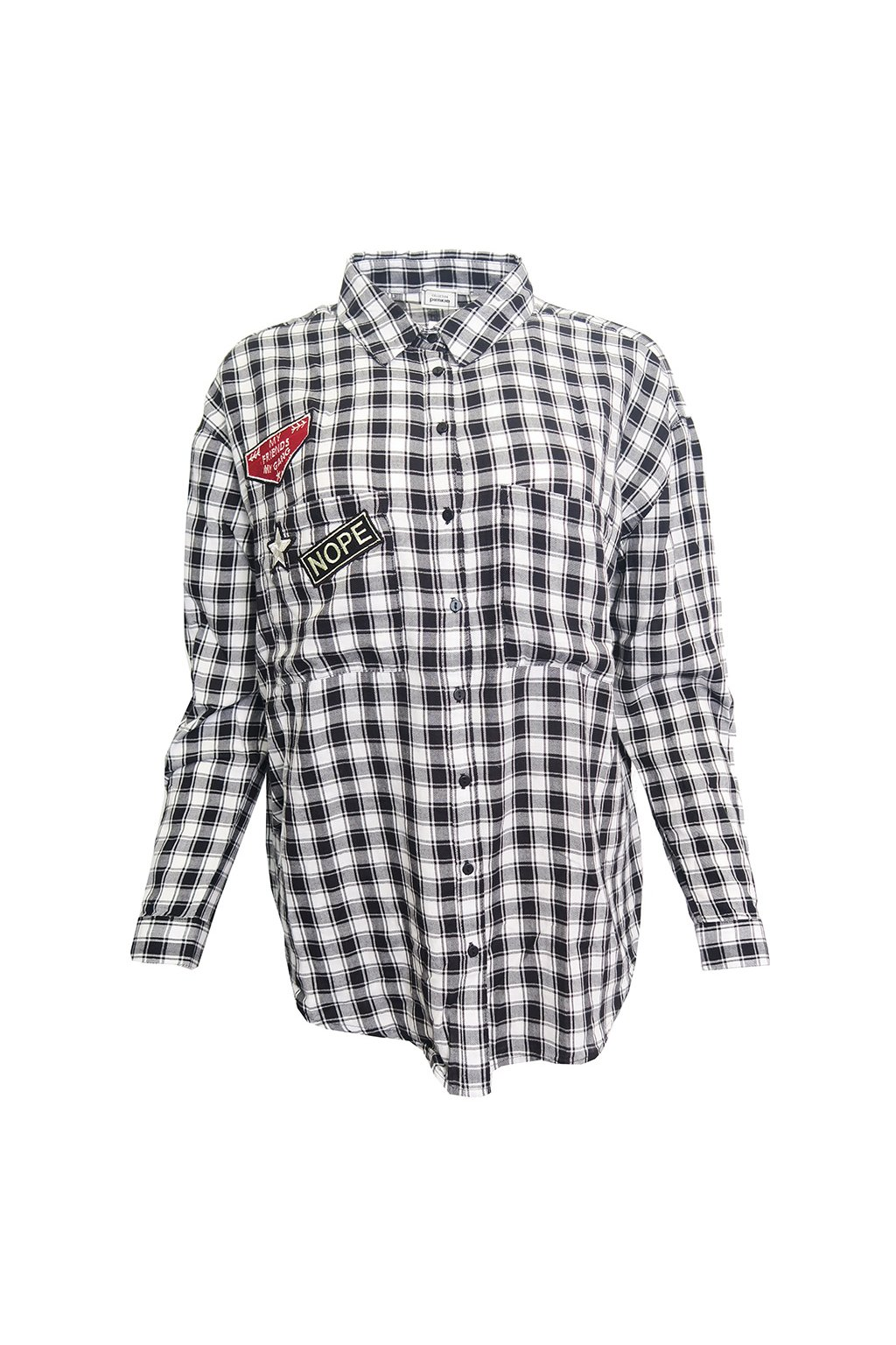 Kostkovaná košile NOPE Pimkie