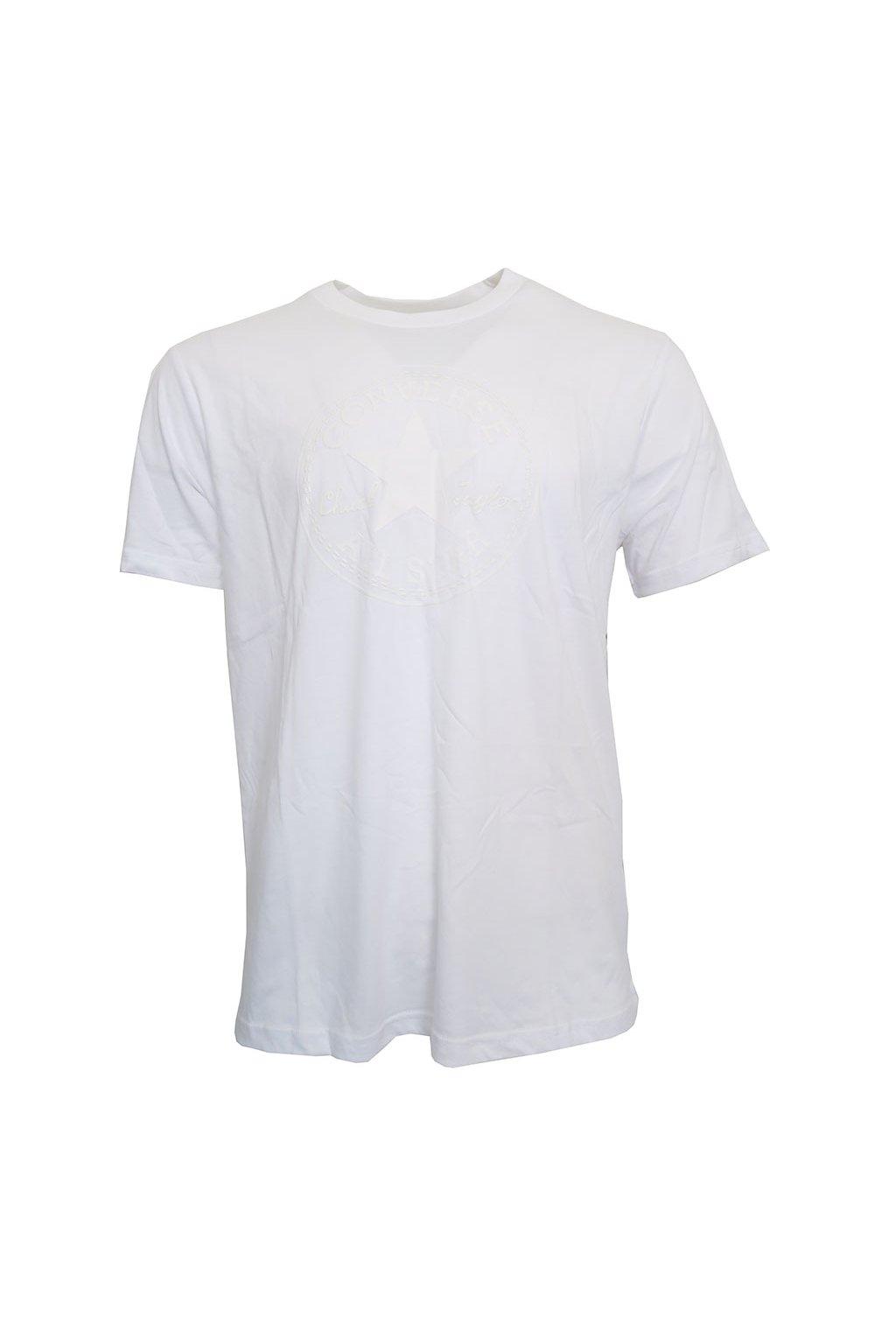 Bílé triko Converse