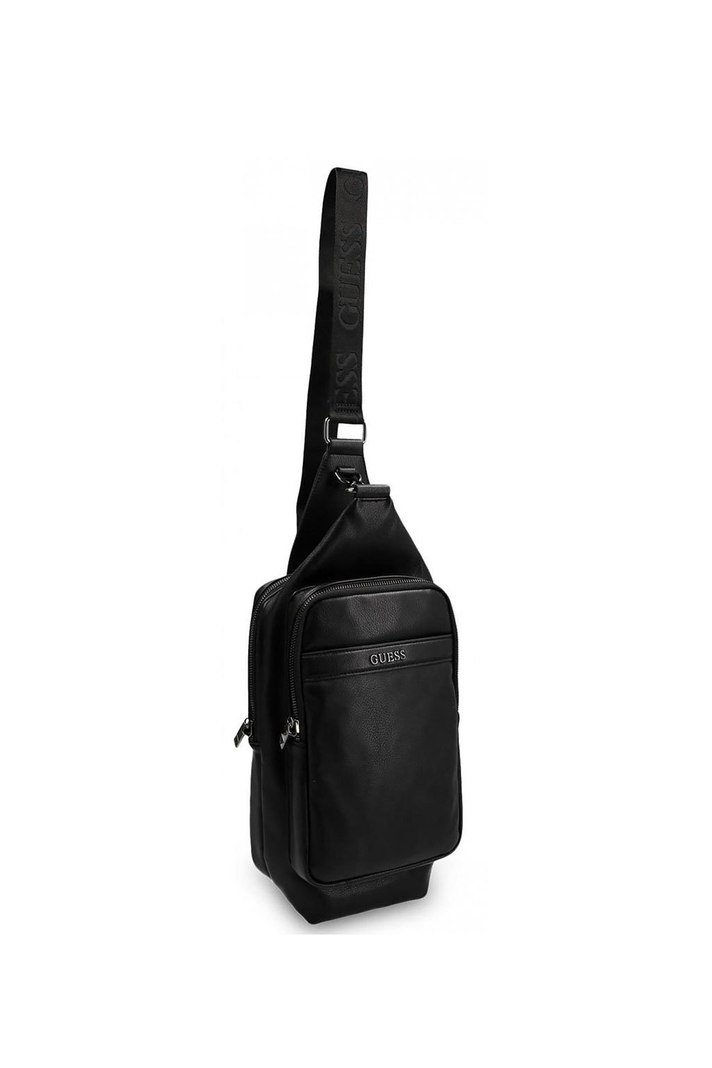Ledvinkový batoh Guess