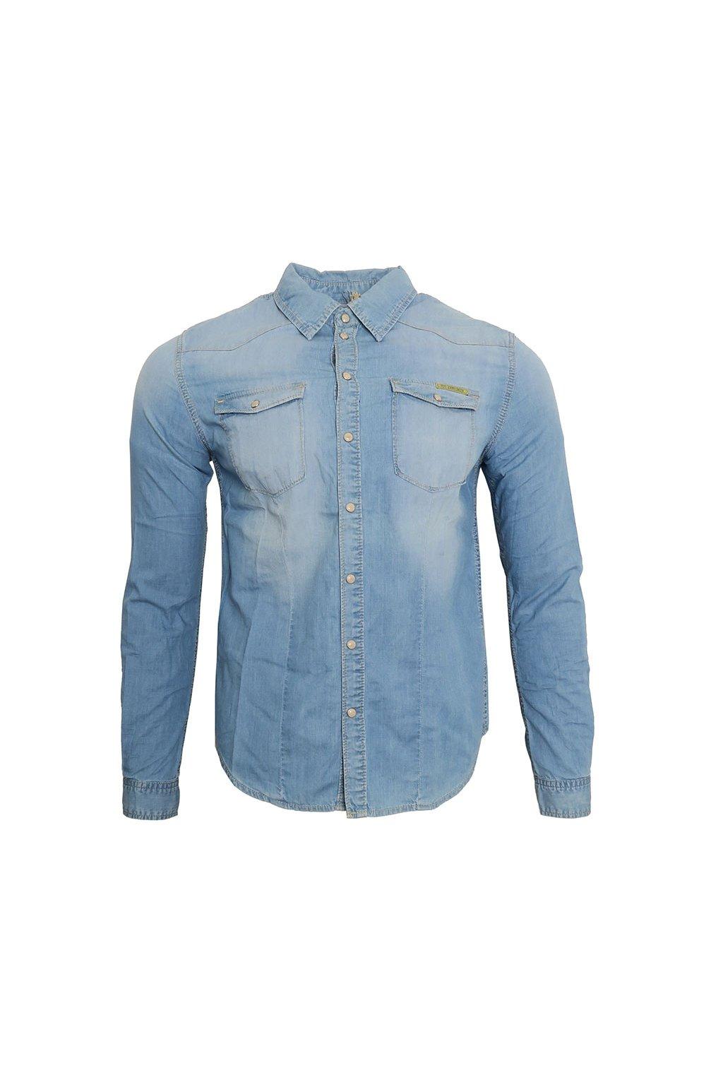 Džínová košile Pepe Jeans