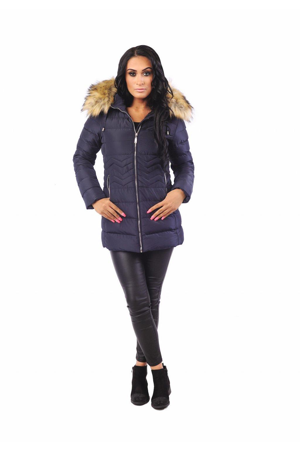 Zimní bunda Miss fofo M-203