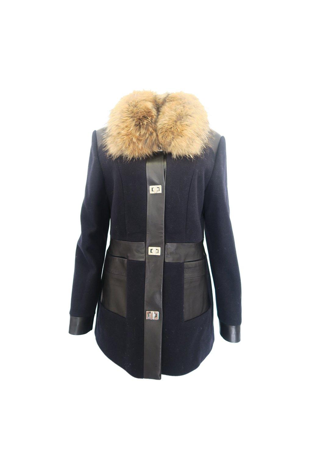 Kožíškový kabátek Giorgio di Mare