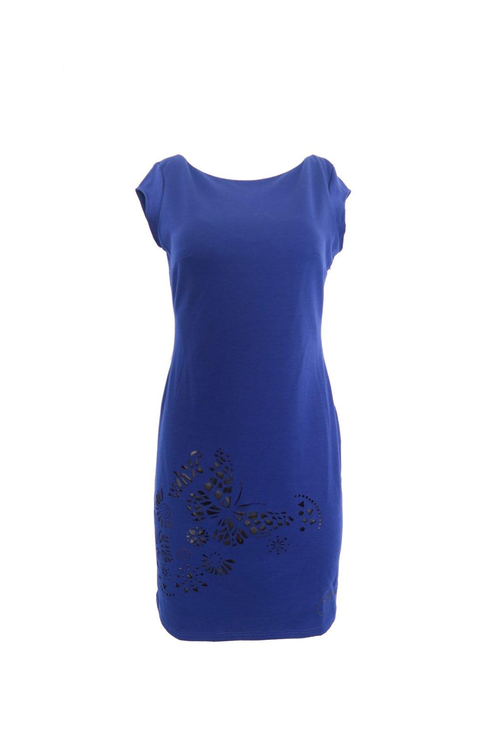 Desigual šaty s motýlkem