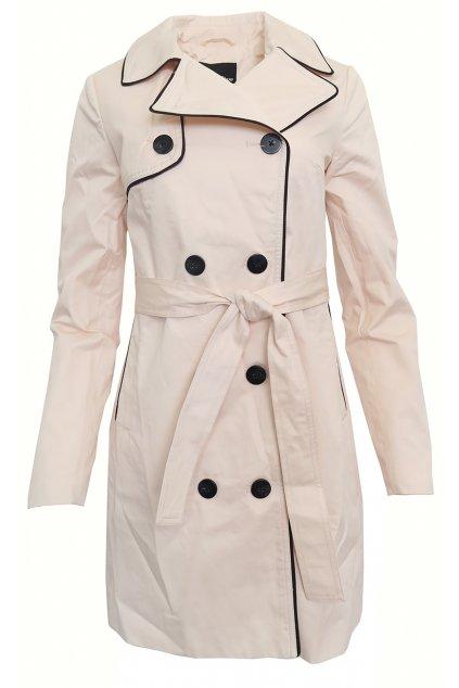 Starorůžový kabátek Etam
