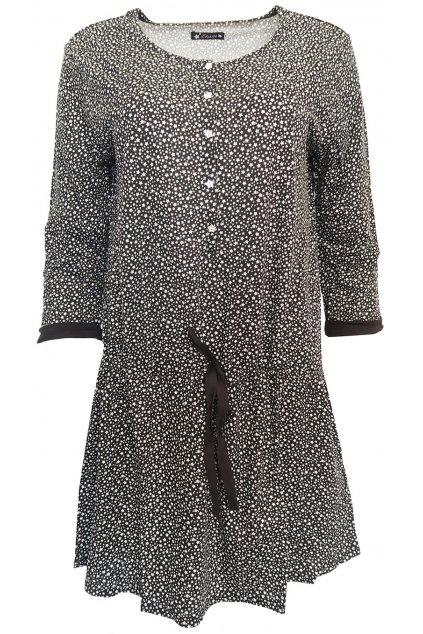 Hvězdičkovaná noční košilka Etam