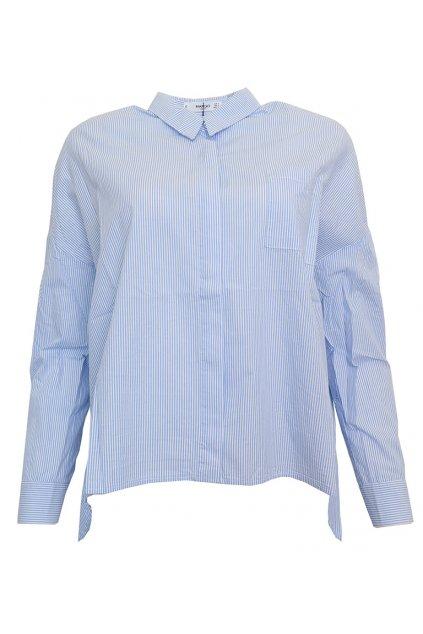 Proužkovaná košile Mango