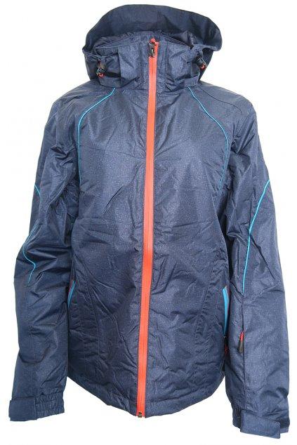 Modrá lyžařská bunda Crivit