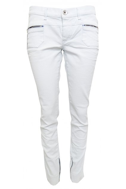 Bílé džíny Gas