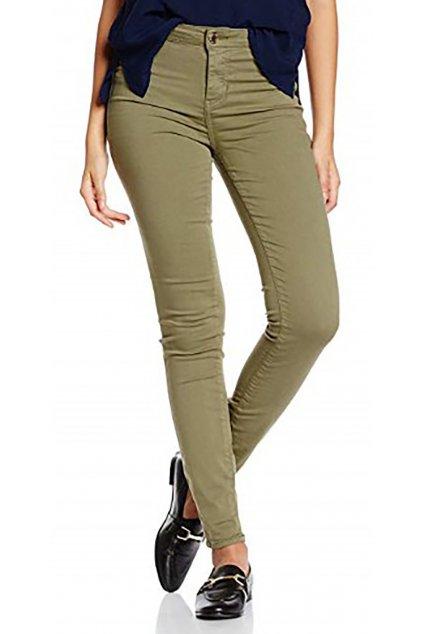 Zelené kalhoty GUESS