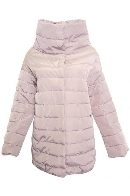 Prošívaná bunda s vysokým límcem GUESS