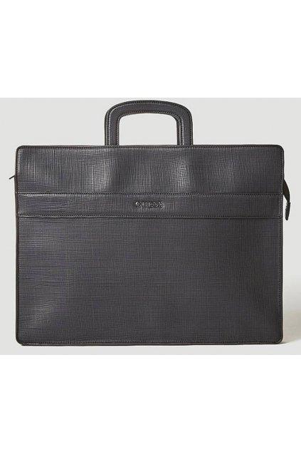Business černá taška Guess