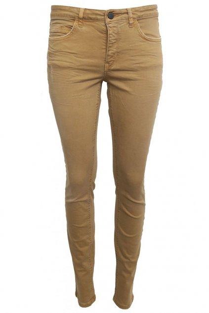 Světle hnědé kalhoty YAYA
