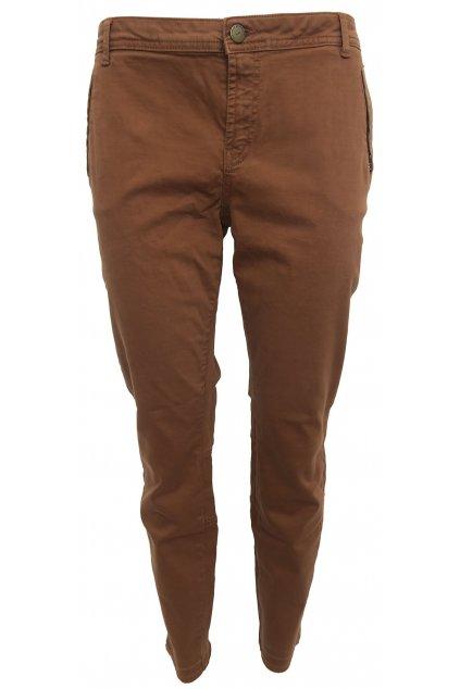 Hnědé kalhoty YAYA