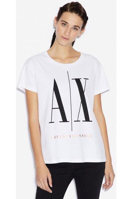 Dámské tričko A/X Armani Exchange