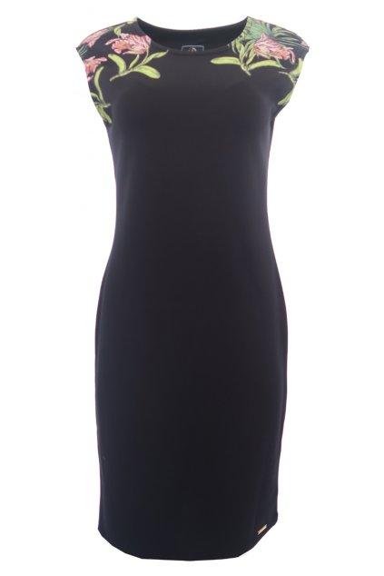 Galvanni černé šaty