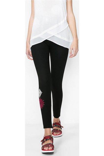 Legínové kalhoty Desigual