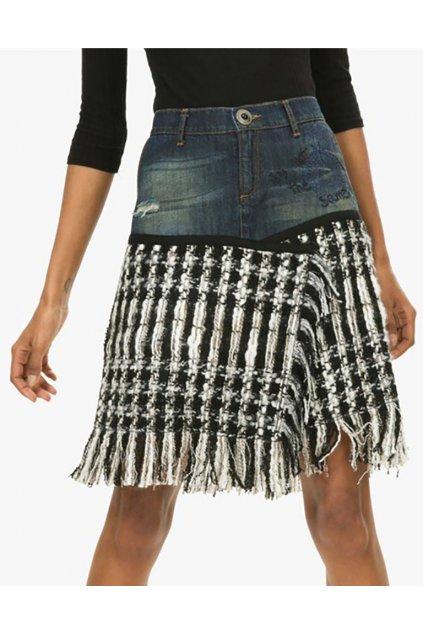 Háčkovaná sukně Desigual