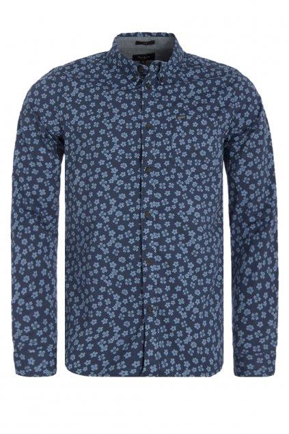 Pánská květovaná slim košile Pepe Jeans