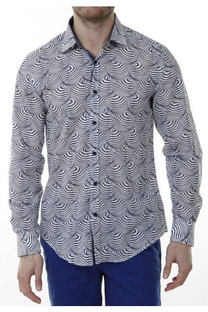 Košile zebra Antony Morato