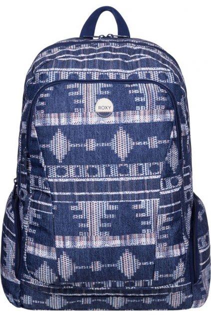 Vzorovaný batoh Roxy