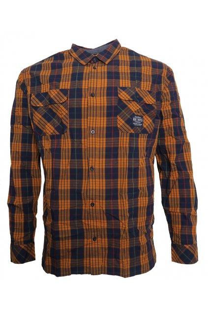 Károvaná košile Pepe Jeans