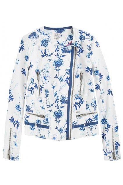Dámská květovaná bunda Pepe Jeans