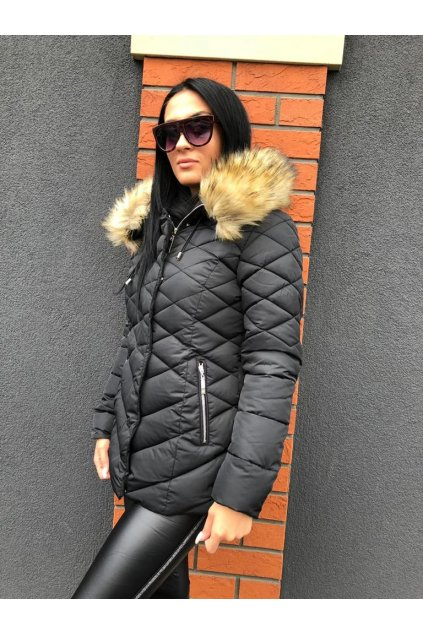 Zimní bunda Mezzo 8888