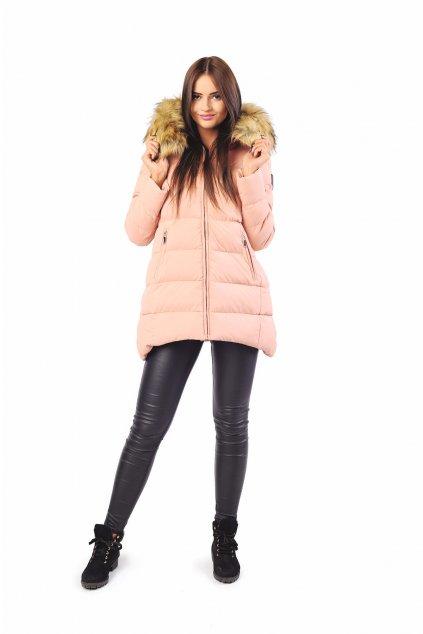 Zimní bunda Missfofo M02