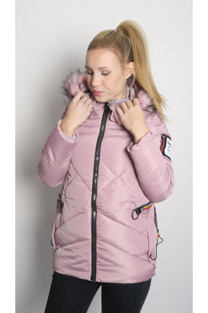 Zimní bunda Etnée 8867