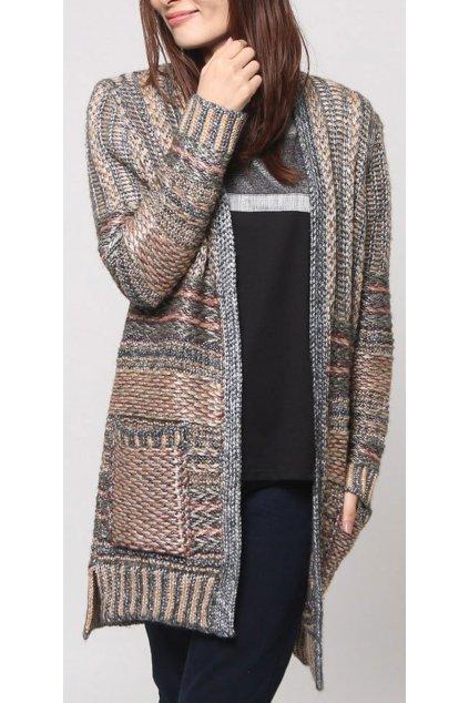 Desigual pletený svetr cardigan