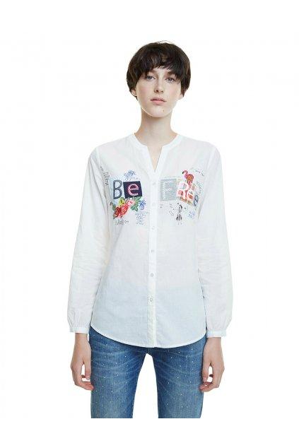 Dámská košile Desigual 20SWCW56