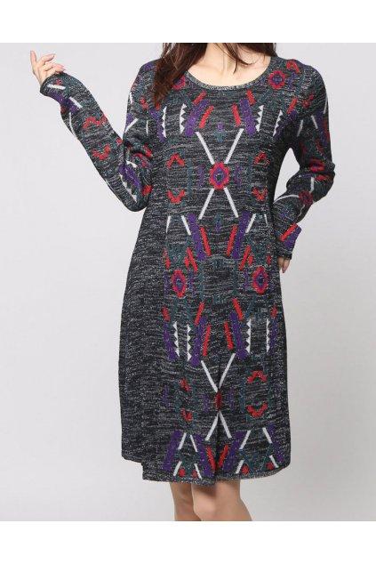 Třpytivé šaty Diacono Desigual