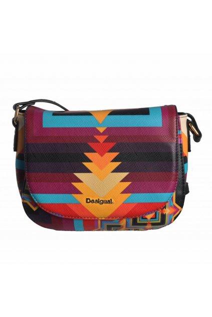 Pestrobarevná kabelka Desigual