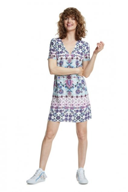 Šaty Yukon Desigual 20SWVW01