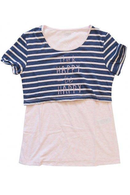 Těhotenské tričko Orchestra
