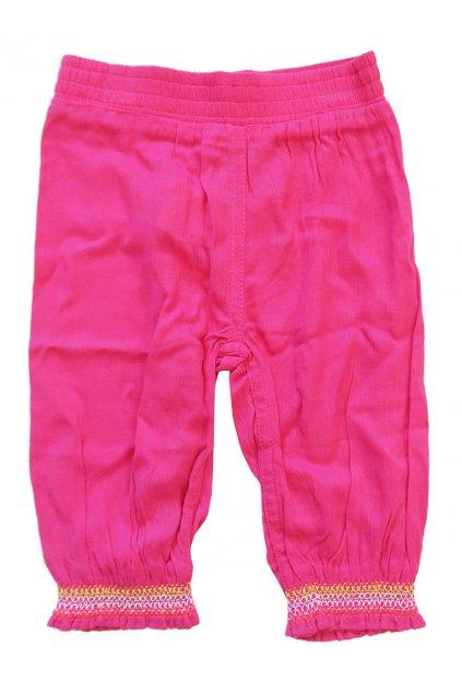 Kojenecké růžové kalhoty Orchestra