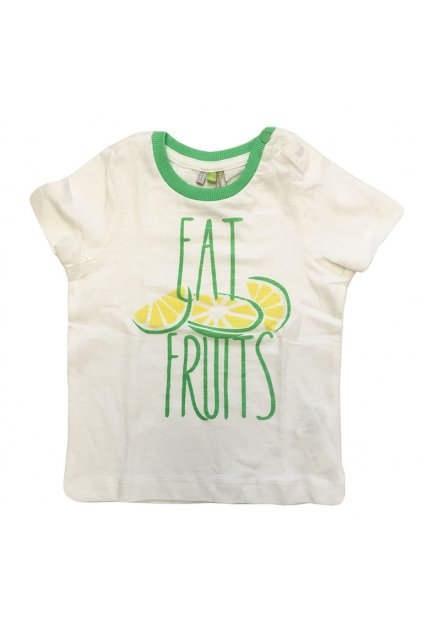 Kojenecké tričko s citronem Orchestra