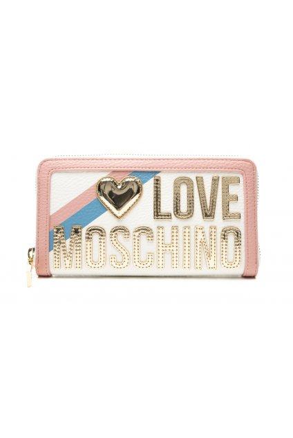 Peněženka LOVE MOSCHINO JC5633PP0AKP110A